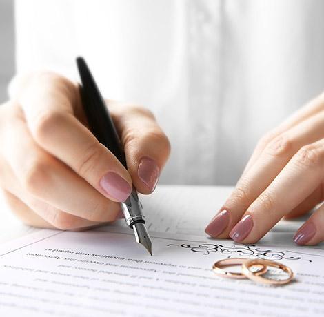 Notaire pour régime matrimonial à Nice